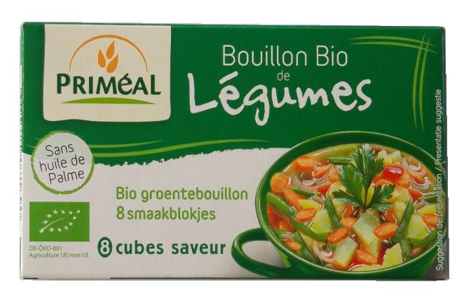 Bouillon de légumes Priméal - Jardins de la Cote-Rotie - Vienne