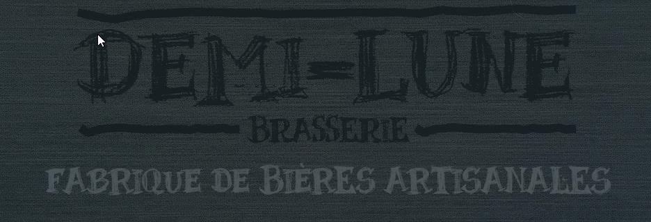 Brasserie Demi-Lune-Les Jardins de la Cote Rotie- Vente de bières artisanales à Ampuis